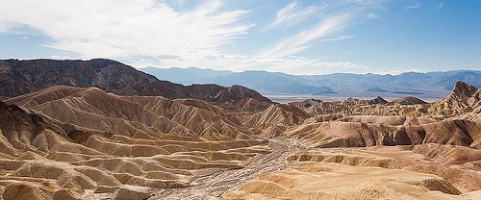 Running Death Valley