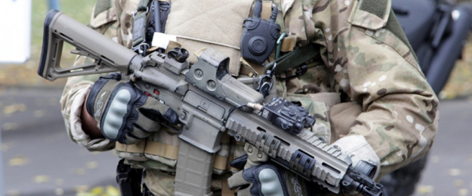 Earning Its Keep: The HK416 Within the US Military