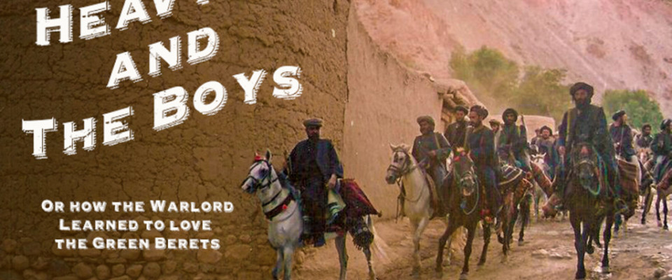 General Dostum and 12 Strong: THE LEGEND OF HEAVY D AND THE BOYS