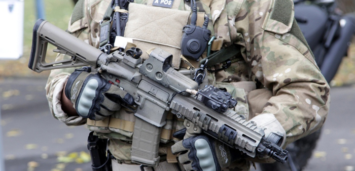 Earning Its Keep The Hk416 Within The Us Military